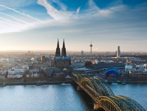 Kölner Dom und Stadtpanorama @davis fotolia.de